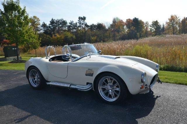 1965 Backdraft Cobra at Switchcars Inc [Sold]