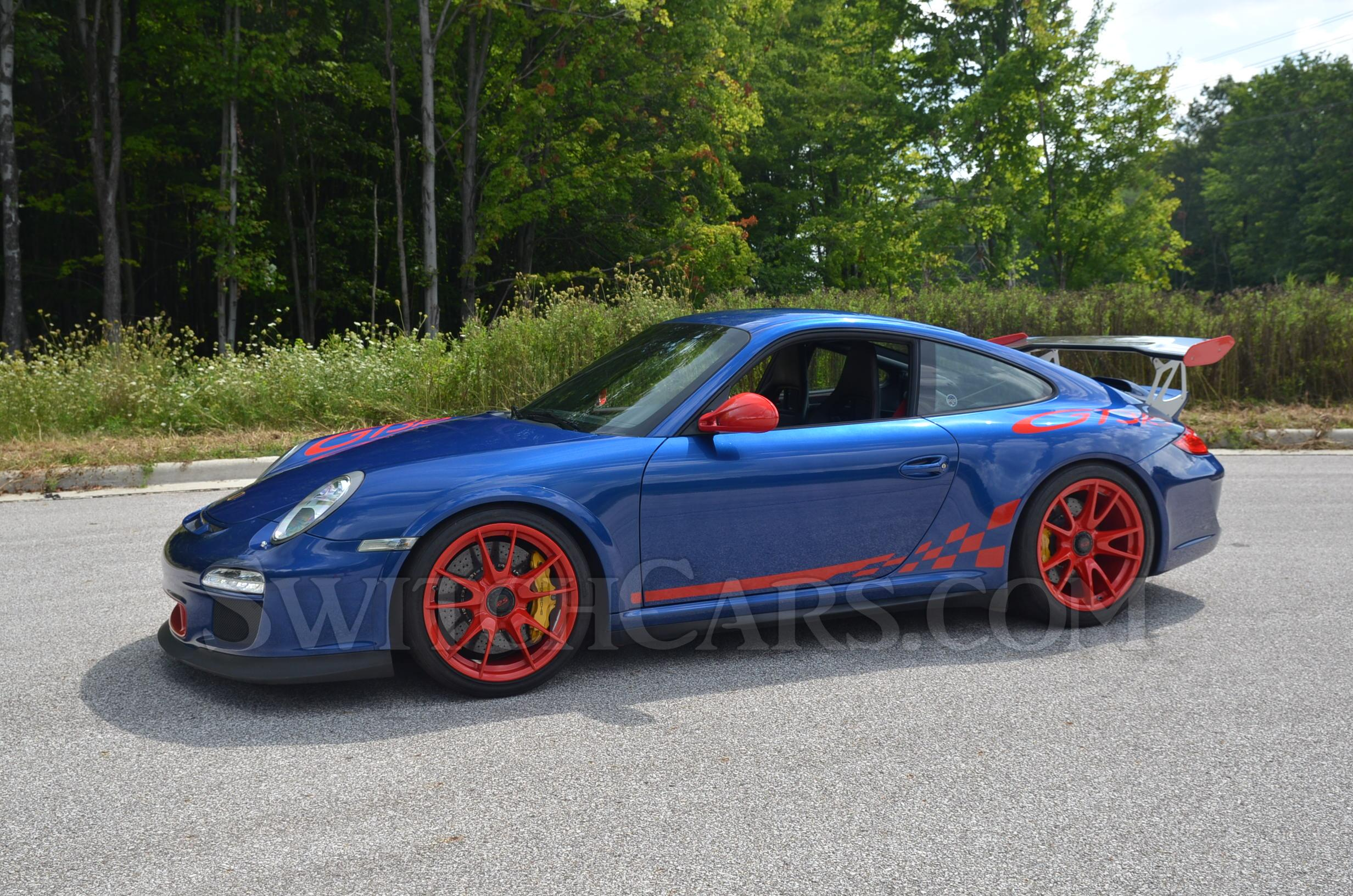 2010 Porsche 911 Gt3 Rs At Switchcars Inc Sold
