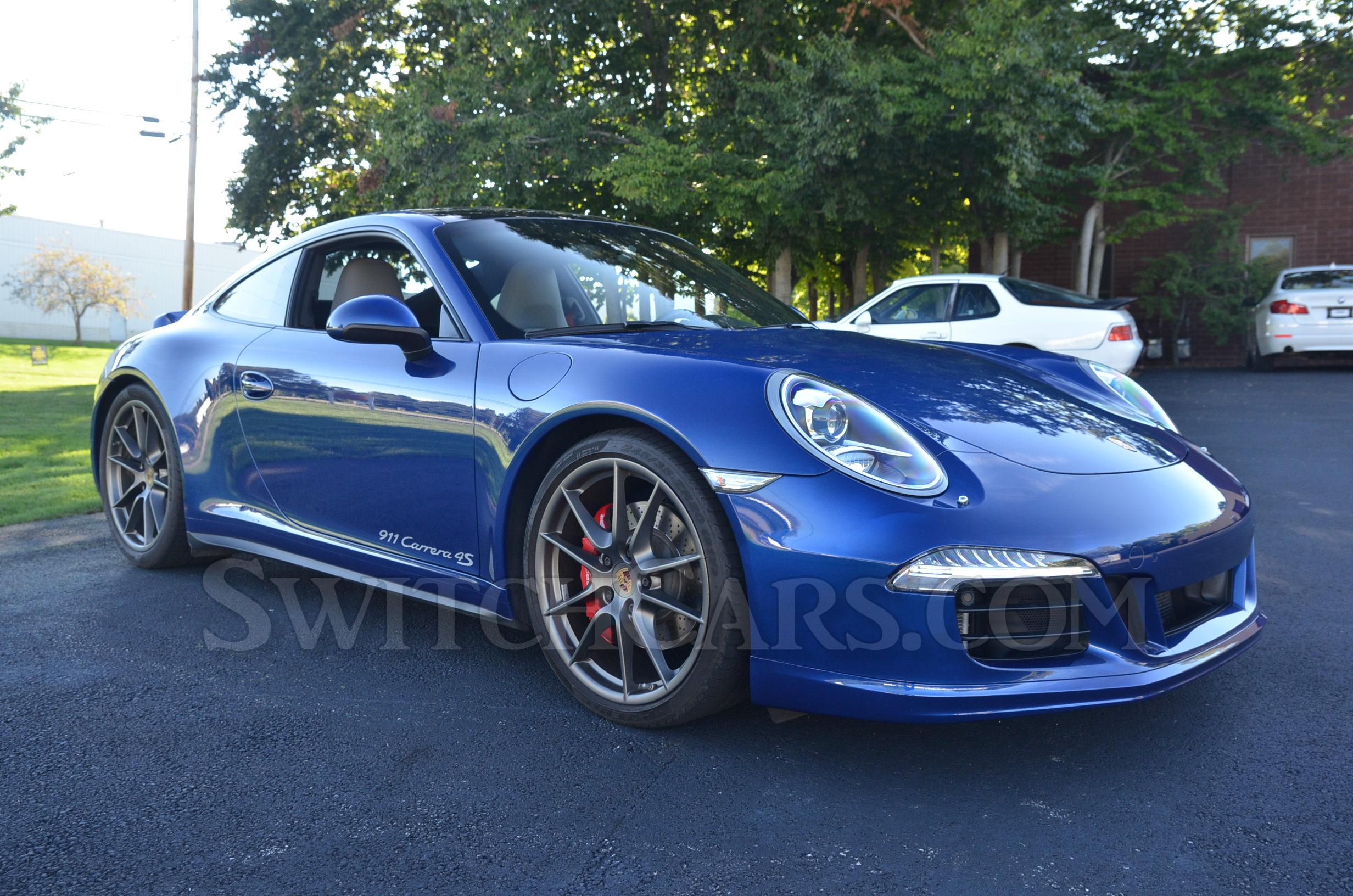 2013 Porsche 911 C4s At Switchcars Inc Sold