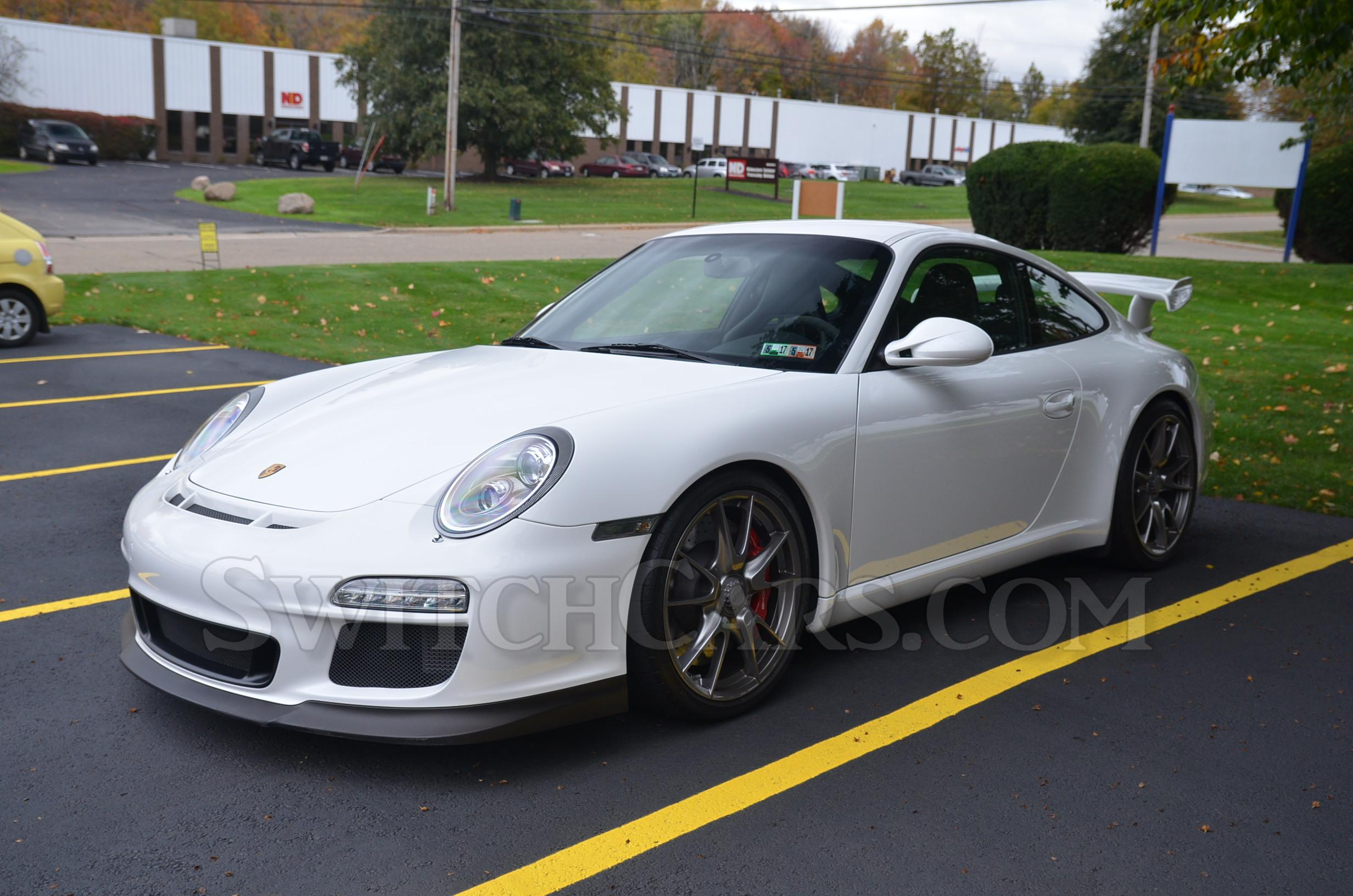 2010 Porsche 911 Gt3 At Switchcars Inc Sold