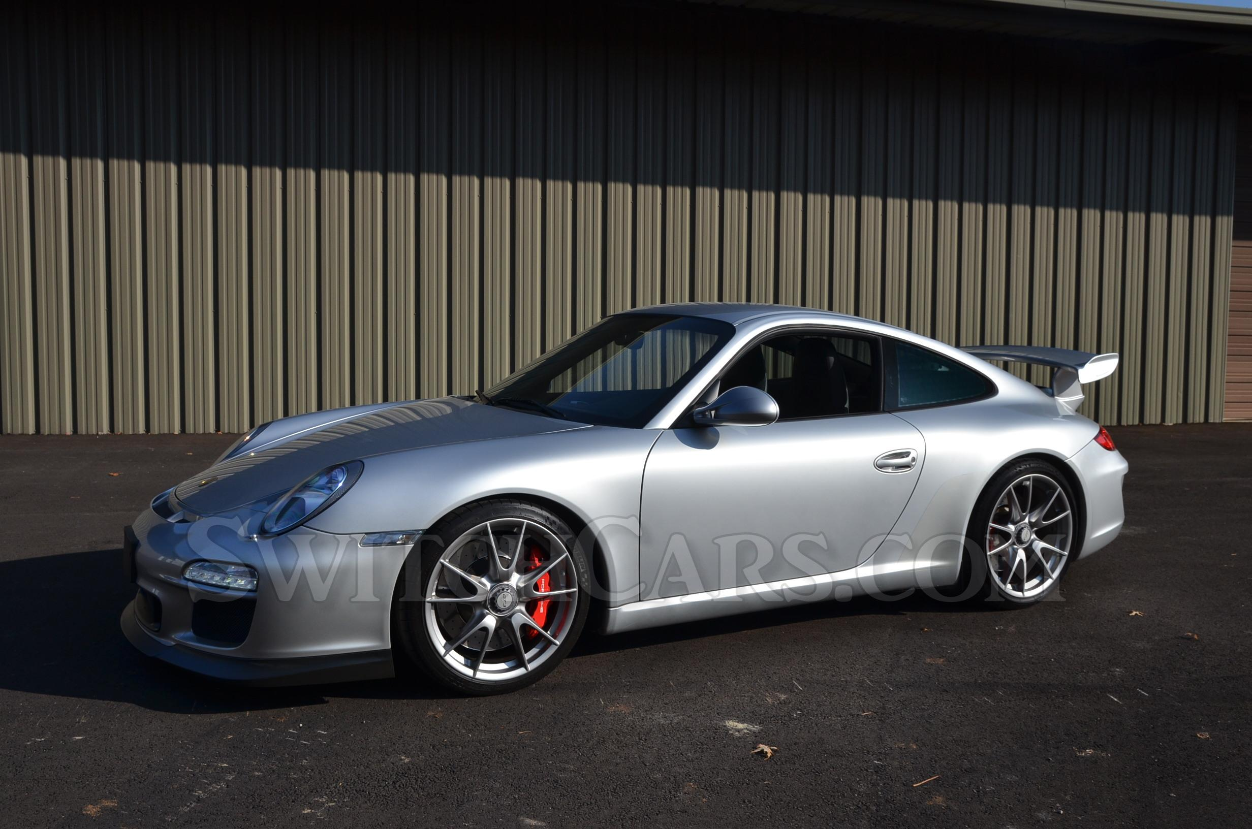 2010 porsche 911 gt3 at switchcars inc sold. Black Bedroom Furniture Sets. Home Design Ideas