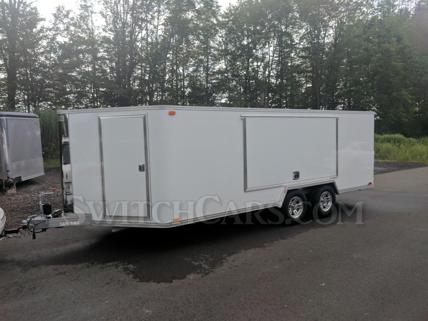 2016 Trailex Cte 84180 Enclosed Car Trailer For Sale At Switchcars Inc