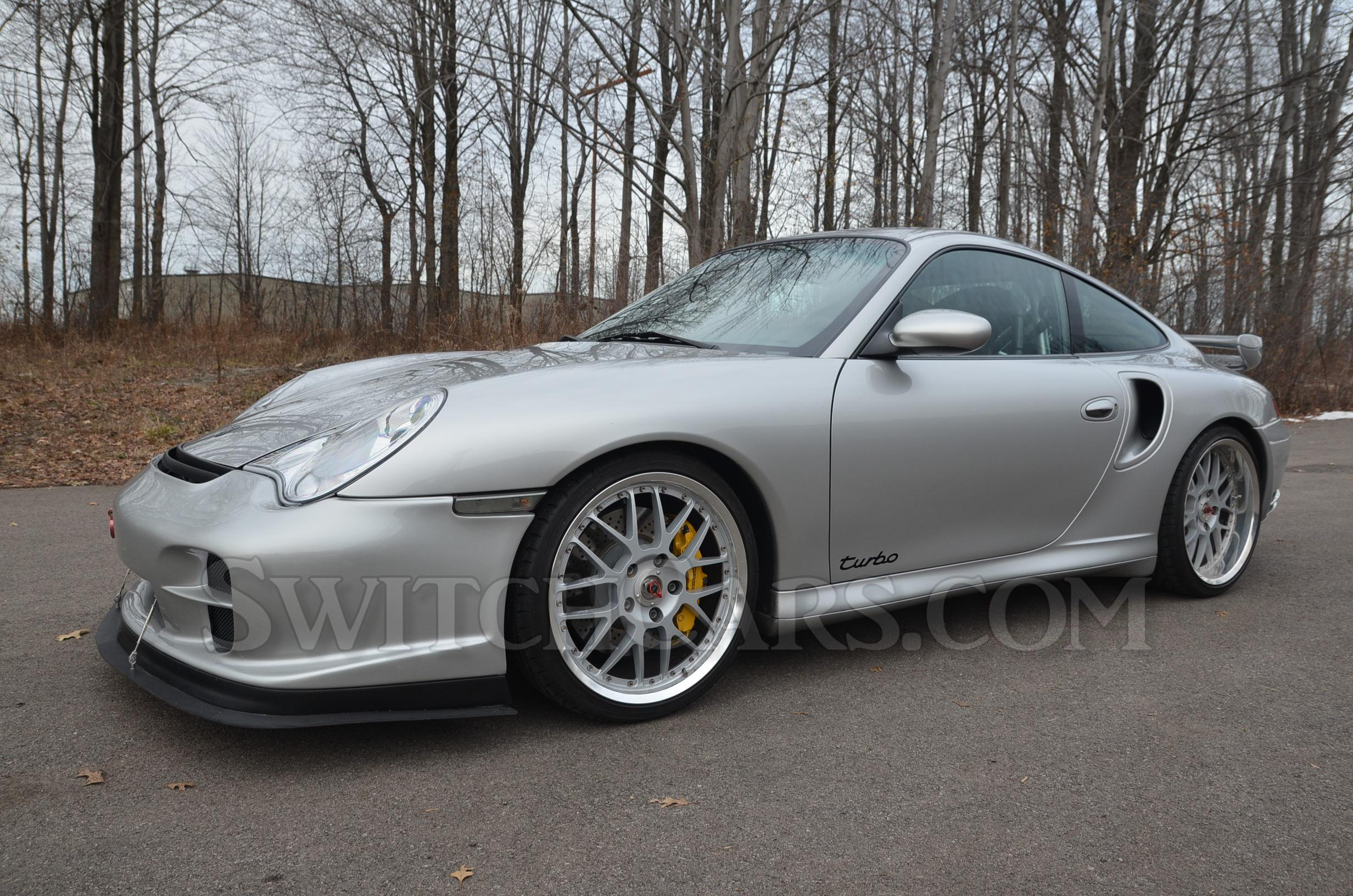 2003 porsche 911 turbo x50 aerokit at switchcars inc sold. Black Bedroom Furniture Sets. Home Design Ideas