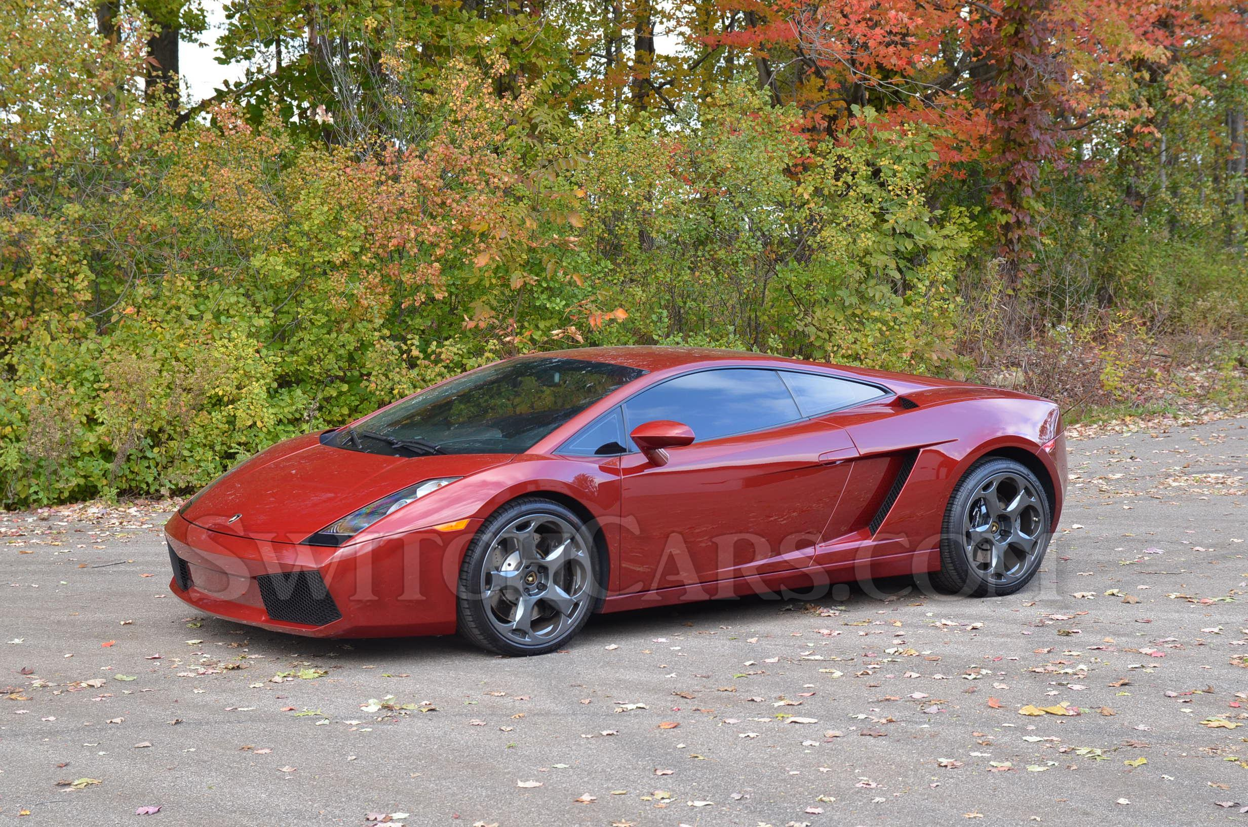 2005 Lamborghini Gallardo 6 Speed Manual At Switchcars Inc Sold