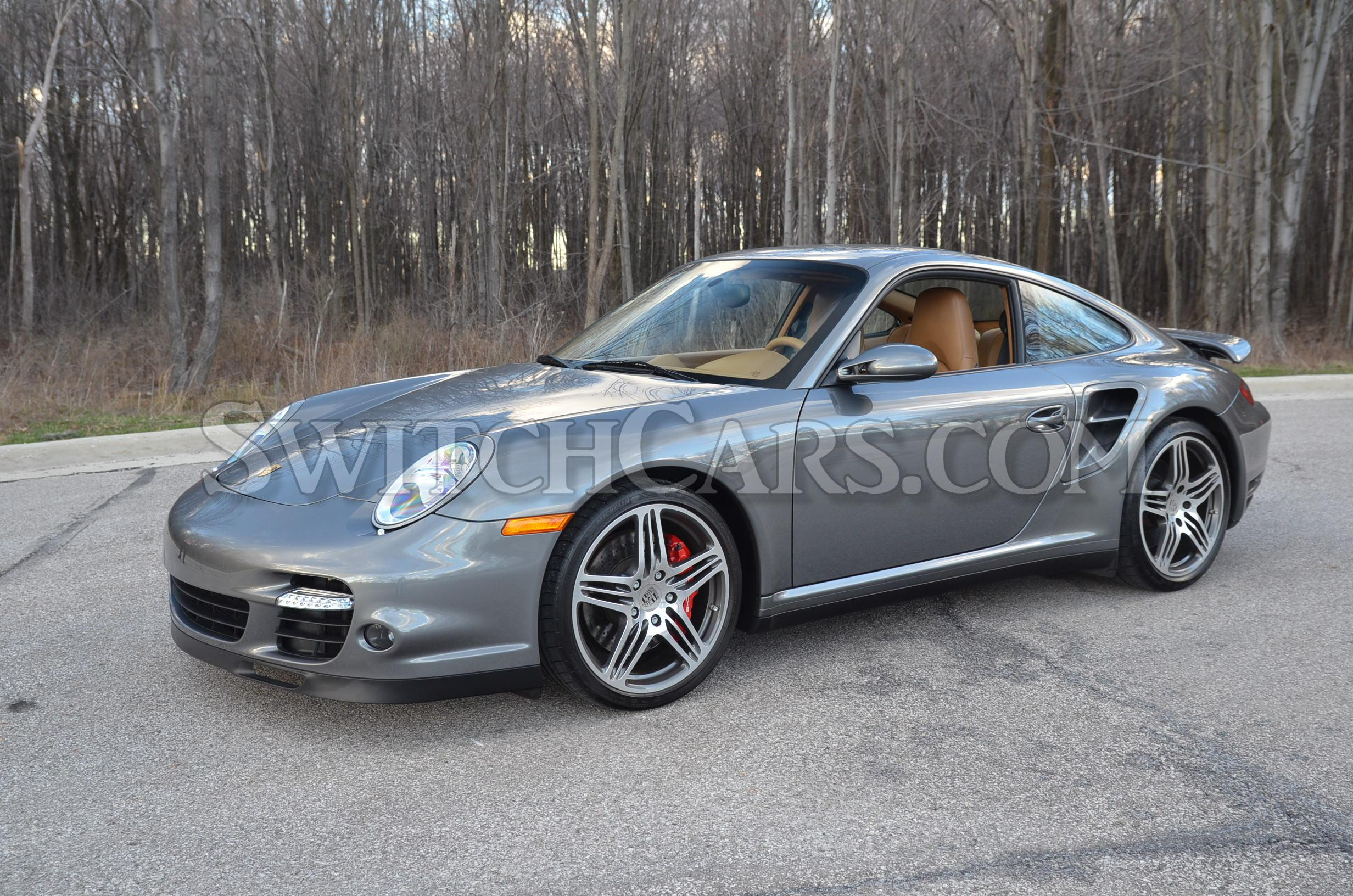 2007 porsche 911 turbo at switchcars inc sold. Black Bedroom Furniture Sets. Home Design Ideas