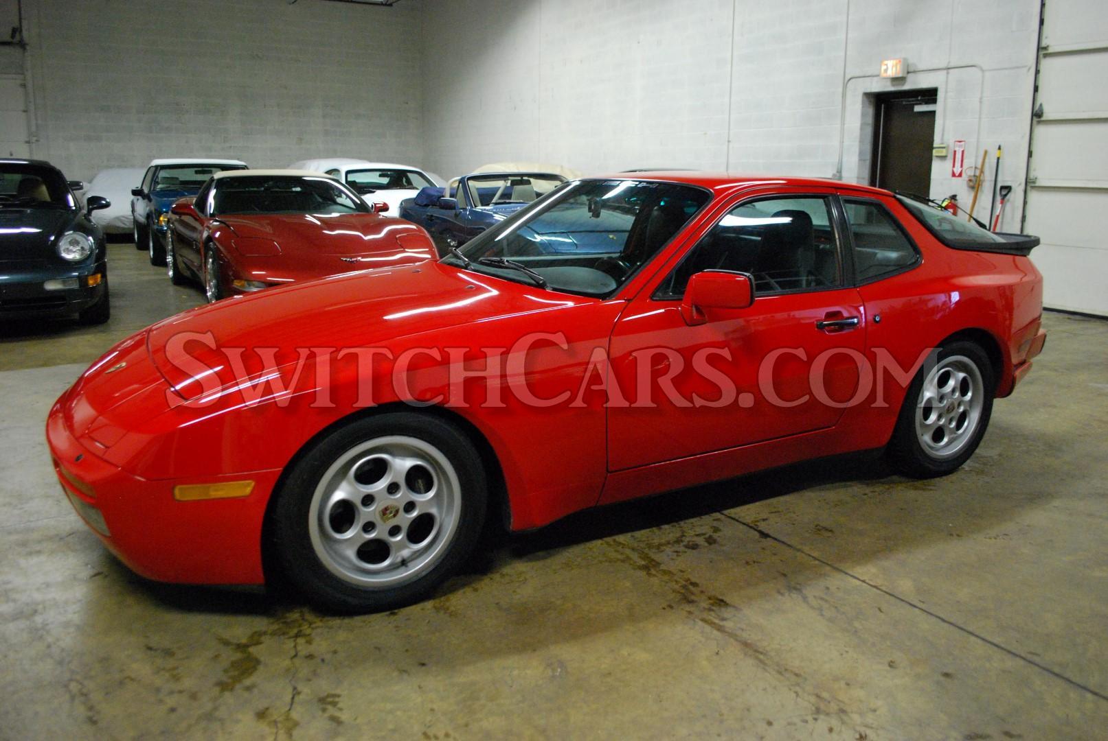 1987 porsche 944 turbo at switchcars inc sold. Black Bedroom Furniture Sets. Home Design Ideas