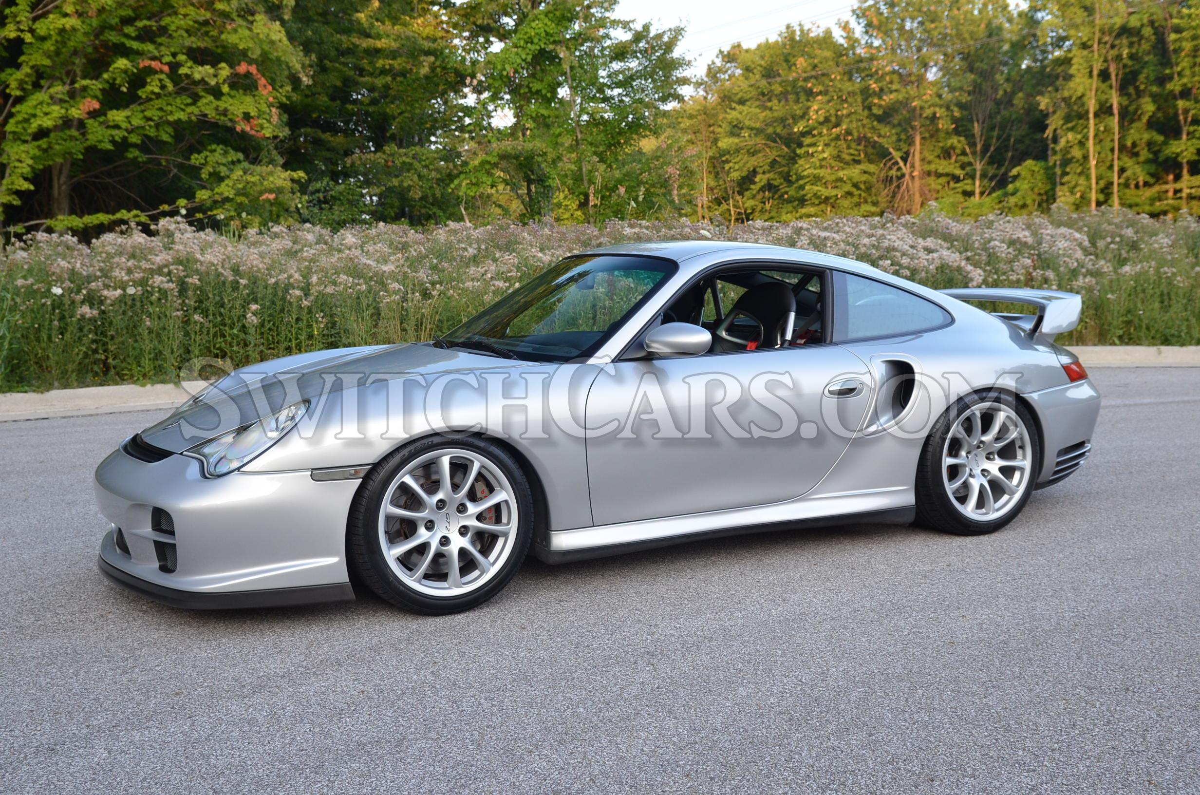 2003 porsche 911 gt2 for sale at switchcars inc. Black Bedroom Furniture Sets. Home Design Ideas