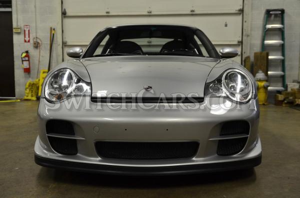 2003 porsche 911 gt2 for sale at switchcars inc. Black Bedroom Furniture Sets. Home Design Ideas